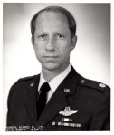 My 1972 Air Force portrait.